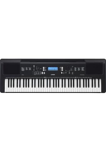 Yamaha Keyboard »PSR-EW310« kaufen