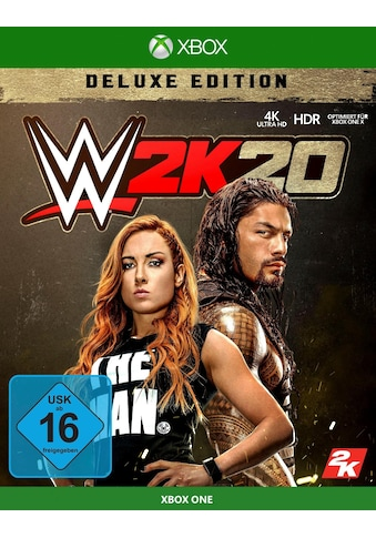 WWE 2K20  -  Deluxe Edition Xbox One kaufen