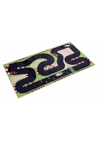 Böing Carpet Kinderteppich »Lovely Kids 407«, rechteckig, 6 mm Höhe,... kaufen