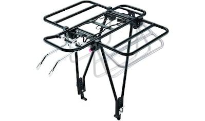 Point Fahrrad-Gepäckträger, mit Klappfunktion, speziell für Räder mit Scheibenbremse... kaufen