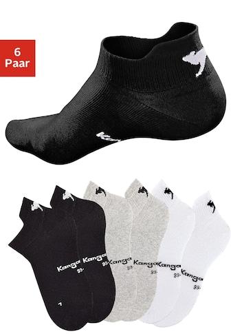 KangaROOS Sneakersocken (6 Paar) kaufen