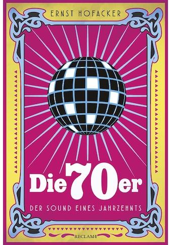 Buch »Die 70er / Ernst Hofacker« kaufen