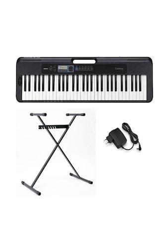 CASIO Keyboard »Casiotone CT-S300«, inkl. Keyboardstativ kaufen