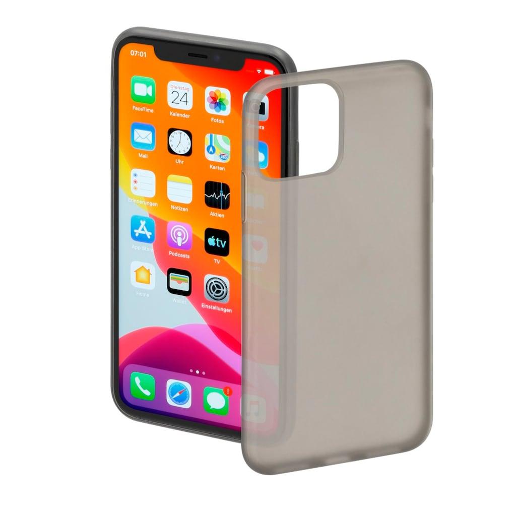 Hama Handyhülle »Schutzhülle, Schwarz«, iPhone 11, für Apple iPhone 11