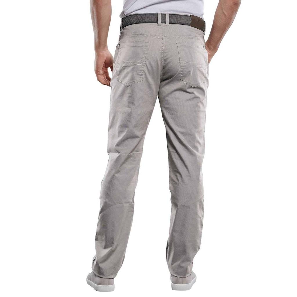 Engbers Leichte High Stretch Hose in sommerlicher Wolloptik