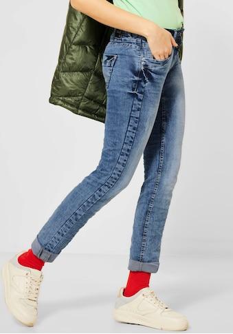 Cecil Slim-fit-Jeans »Style Scarlett«, mit Herzniete an der Eingriffstasche kaufen