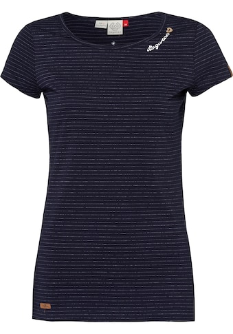 Ragwear T-Shirt »MINT STRIPES O«, im Streifen-Ringel-Design kaufen