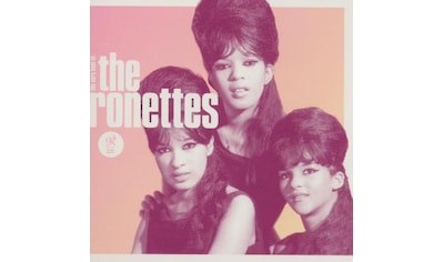 Musik - CD Be My Baby: The Very Best Of The Ronettes / Ronettes,The, (1 CD) kaufen