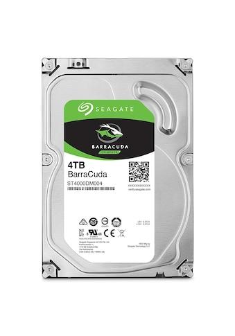 """Seagate HDD-Festplatte »BarraCuda 4 TB, SATA«, 3,5 """" kaufen"""