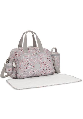 KIPLING Wickeltasche »Camama, Speckled«, mit Wickelauflage, Flaschen- und Schnullerhalter kaufen