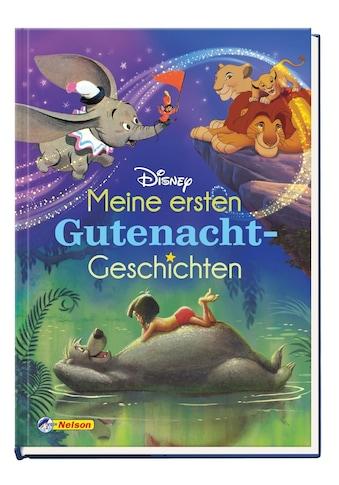 Buch »Disney Klassiker: Meine ersten Gutenacht-Geschichten / DIVERSE« kaufen