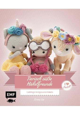Buch »Tierisch süße Häkelfreunde - I love Pastell / Erinna Lee« kaufen