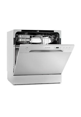 Klarstein Geschirrspülmaschine Mini - Geschirrspüler »Amazonia - 8 - S« kaufen