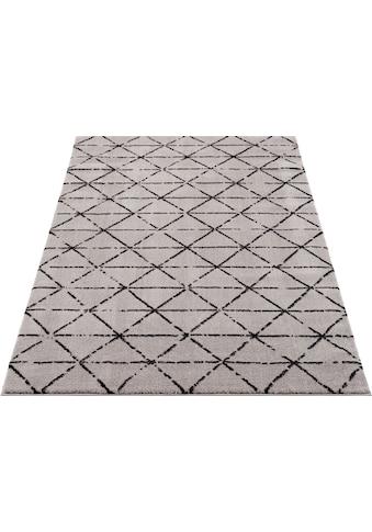 Home affaire Teppich »Jamal«, rechteckig, 12 mm Höhe, Besonders weich durch... kaufen