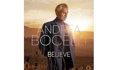 Vinyl »Believe / Bocelli,Andrea« kaufen
