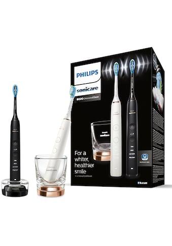 Philips Sonicare Elektrische Zahnbürste »DiamondClean 9000 HX9914/57«, 2 St.... kaufen