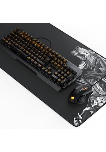 Titanwolf Mechanische Tastatur, Maus & Mauspad Gaming Bundle kaufen