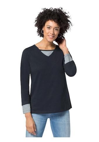 Classic Basics Shirti im Lange - Look kaufen