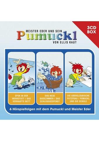 Musik-CD »3-CD Hörspielbox Vol.1 / Pumuckl« kaufen