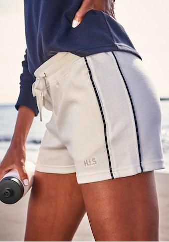 H.I.S Shorts, mit Piping and der Seite kaufen