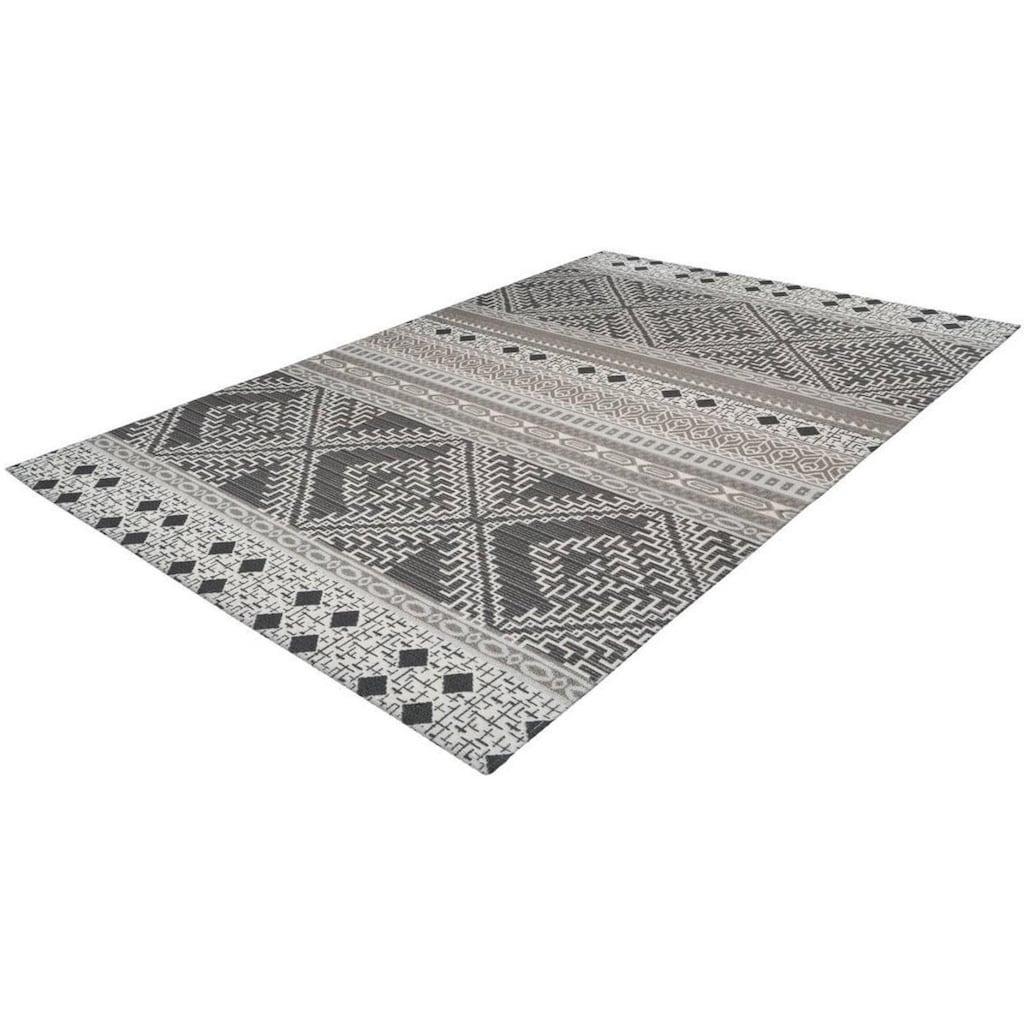 Arte Espina Teppich »Yoga 200«, rechteckig, 10 mm Höhe, In- und Outdoor geeignet, Wohnzimmer