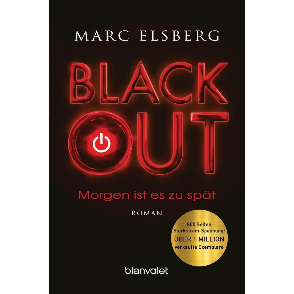 Buch »BLACKOUT - Morgen ist es zu spät / Marc Elsberg«