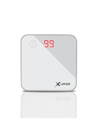 XLAYER Zusatzakku »Powerbank X - Charger White 6000mAh Smartphones/Tabl« kaufen