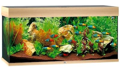 JUWEL AQUARIEN Aquarium »Rio 180 LED«, 180 Liter, BxTxH: 101x41x50 cm, in versch. Farben kaufen