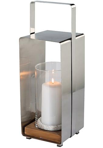 Fink Laterne »MAGNUS«, mit gebürsteter Oberfläche kaufen