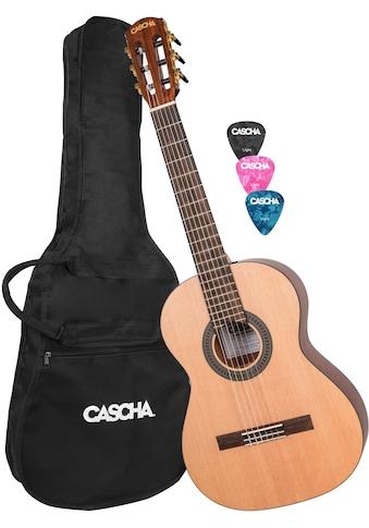 """Cascha Konzertgitarre """"Stage Series"""" 3/4 kaufen"""