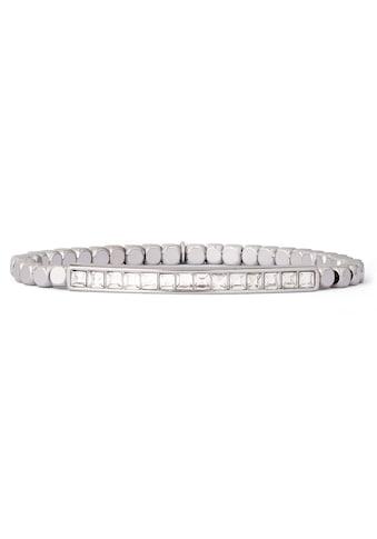 Pippa & Jean Armband »PJ733«, (1 tlg.), mit Glaskristallen kaufen