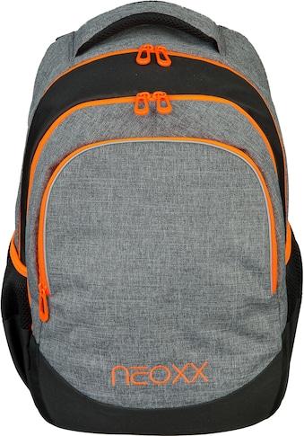 neoxx Schulrucksack »Fly, Stay orange« kaufen