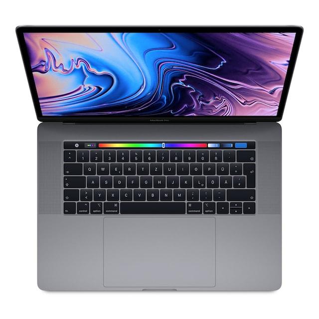 "Apple MacBook Pro Touch Bar CTO »Intel Core, 39,1 cm (15,4""), SSD«"