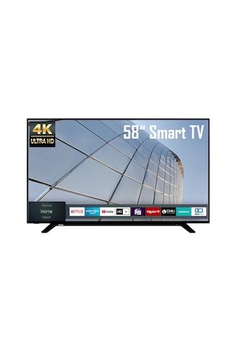 "Toshiba LED-Fernseher »58UL2163DAY«, 146 cm/58 "", 4K Ultra HD, Smart-TV kaufen"