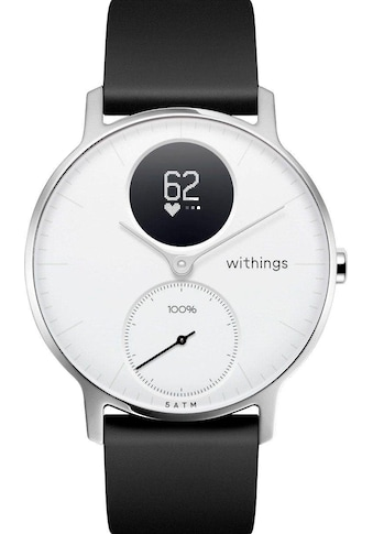 Withings Fitnessuhr »Activité STEEL HR (36 mm)« ( kaufen