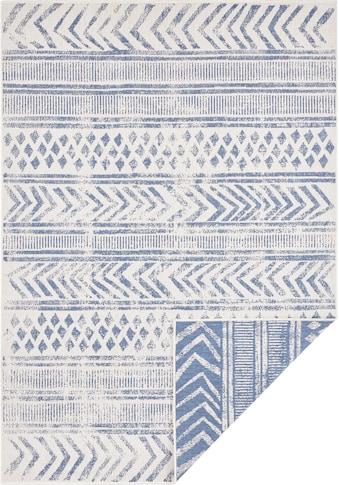 Teppich, »BIRI«, bougari, rechteckig, Höhe 5 mm, maschinell gewebt kaufen