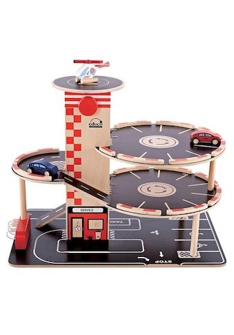 Hape Spiel-Parkhaus, aus Holz kaufen