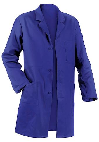 Arbeitsjacke »Herrenmantel blau« kaufen