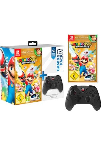 UBISOFT Spiel »Mario&Rabbids«, Nintendo Switch, inkl. Gamepad Pro kaufen