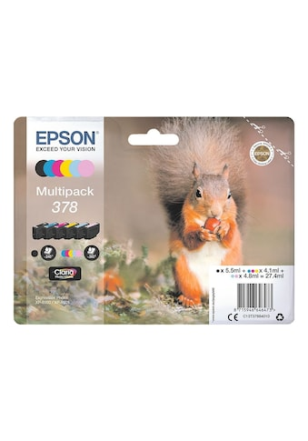 Epson Tintenpatrone Multipack kaufen