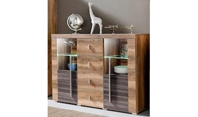 Helvetia Sideboard »Roger«, Breite 132 cm kaufen