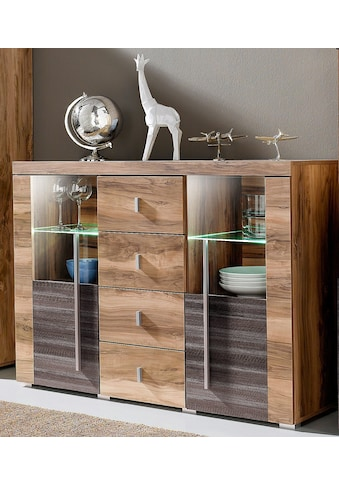 TRENDMANUFAKTUR Sideboard »Roger«, Breite 132 cm kaufen