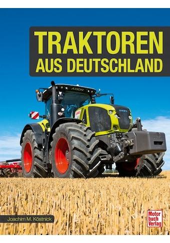 Buch »Traktoren aus Deutschland / DIVERSE« kaufen