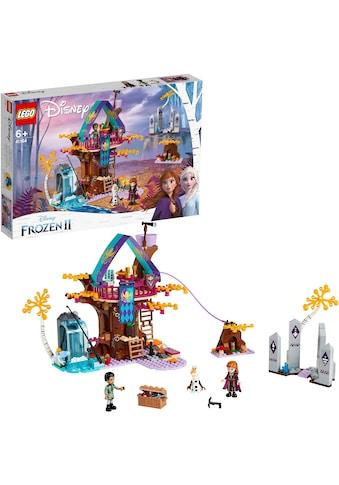 """LEGO® Konstruktionsspielsteine """"Verzaubertes Baumhaus (41164), LEGO® Disney Princess"""", Kunststoff, (302 - tlg.) kaufen"""