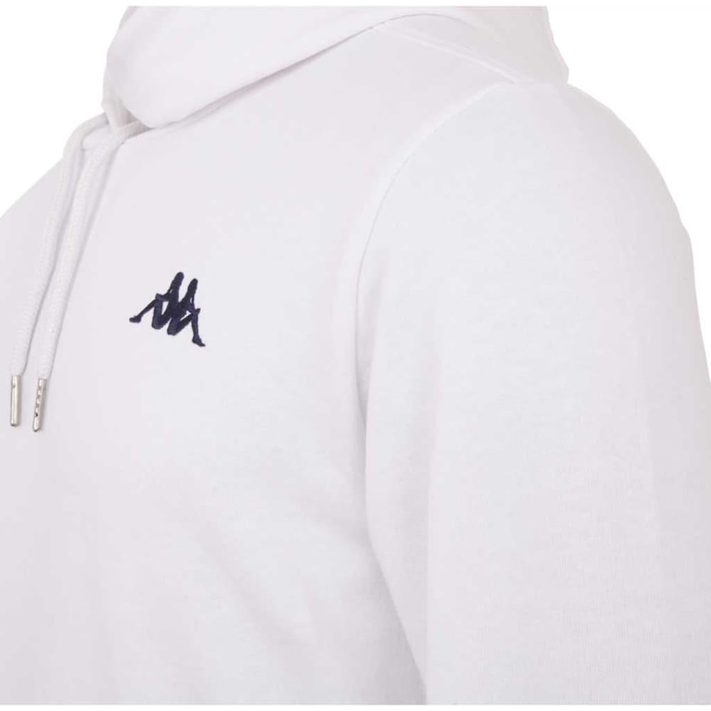 Kappa Kapuzensweatshirt »AUTHENTIC VEND«, mit Kängurutasche