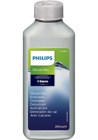 Saeco »CA6700/90« Flüssigentkalker (1x 250 - ml - Flasche) kaufen