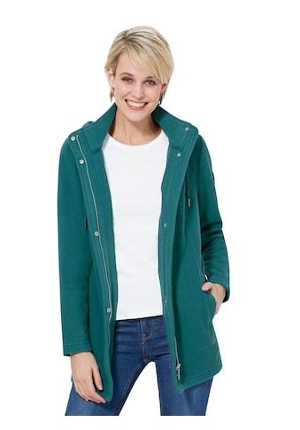 Casual Looks Fleece - Jacke in wärmender Qualität kaufen
