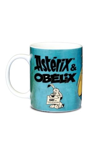 LOGOSHIRT Tasse mit niedlichem Print »Asterix der Gallier  -  Asterix  -  Toc Toc Toc« kaufen
