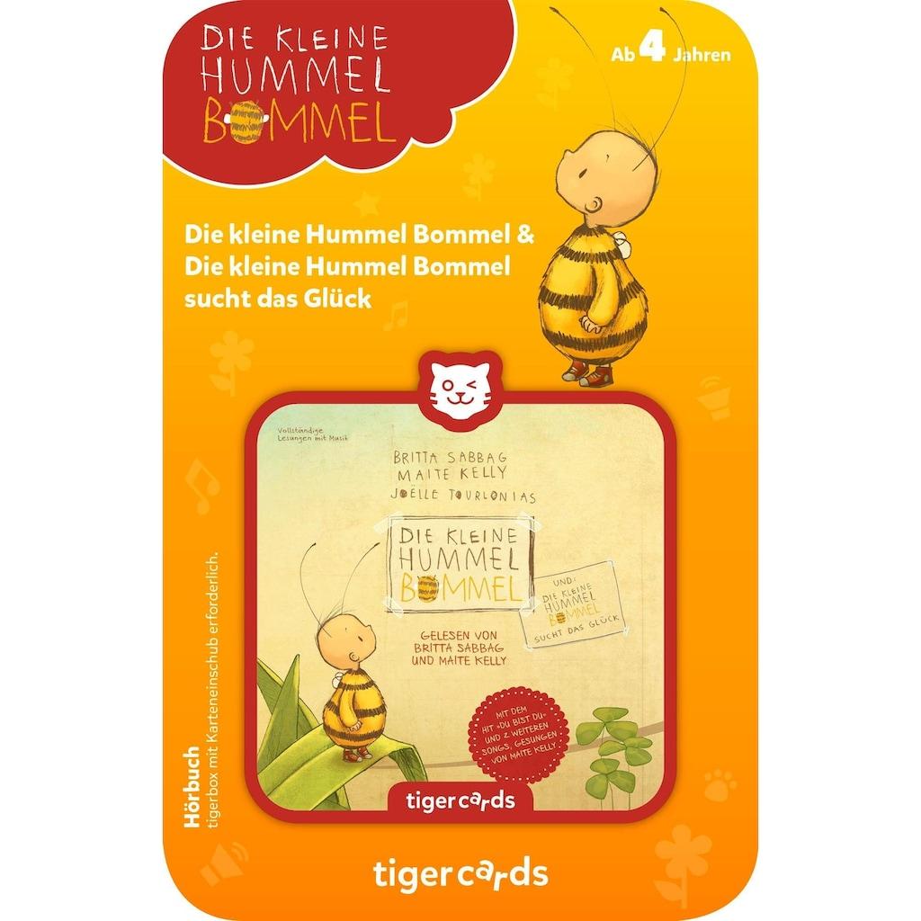 tigerbox Hörspiel »Die kleine Hummel Bommel«