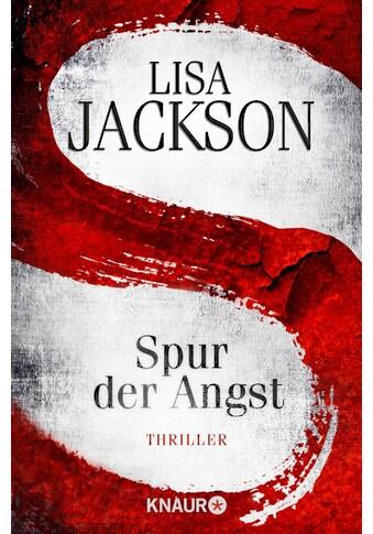 Buch »S Spur der Angst / Lisa Jackson, Kristina Lake-Zapp« kaufen